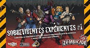 SOBREVIVENTES EXPERIENTES - EXPANSAO ZOMBICIDE