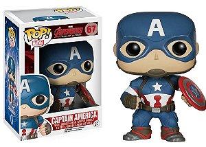 Funko - Avengers - Age of Ultron - Captain America