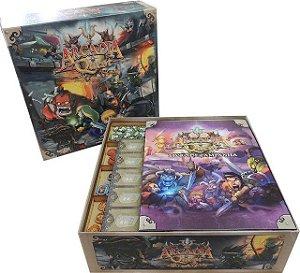 Organizador para Arcadia Quest