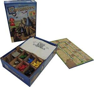 Organizador para Carcassonne 2ª Edição DEVIR