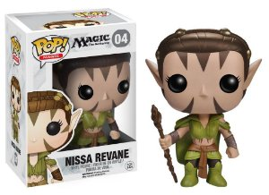 Funko - Magic : The Gathering - Nissa Revane