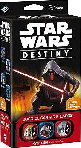 Star Wars Destiny - Pacote Inicial - Kylo Ren