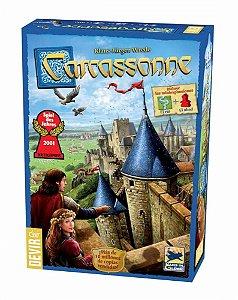 Carcassonne 2ª Edição - Devir