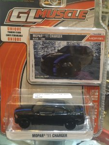 Muscle Series 15 1/64 - Mopar 11 Charger