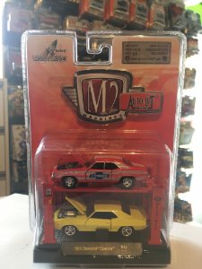 M2 Auto Lift 1/64 - 1969 Chevrolet Camaro R12