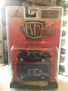 M2 Auto Lift 1/64 - 1955 Chevrolet Bel Air R12