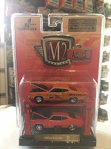 M2 Auto Lift 1/64 - 1970 Ford Torino Cobra R12
