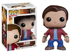FUNKO  - Supernatural Sam - POP Vinyl 93
