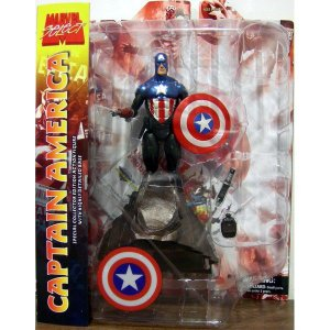 Captain America Marvel Select -