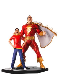 Shazam by Ivan Reis - 1/10 Art Scale