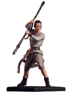 Star Wars VII Rey - 1/10 Art Scale