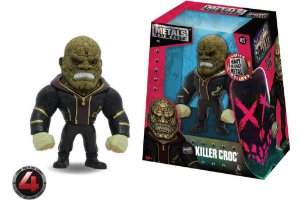 "METALS FIGURE 4"" SUICIDE SQUAD MOVIE-KILLER CROC"