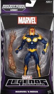 FIG GUARDIOES GALAXIA 6 LEGENDS/A7903- Marvel's Nova