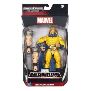 BONECO INFINITE ABERGERS 6 SORT / B0438- Avenging Allies
