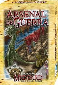 MIDGARD ARSENAL DE GUERRA