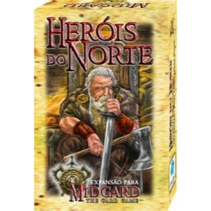 EXPANSÃO MIDGARD HEROIS DO NORTE