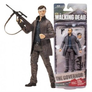 The Walking Dead TV Series 6 Action Figure -The Governor