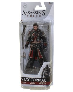 Assassins Creed IV Shay Cormac - Action Figure