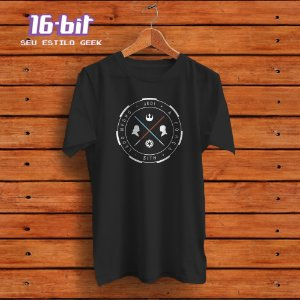 Camiseta Star Wars Life Circle