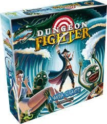 A Onda Gigante - Expansao, Dungeon Fighter