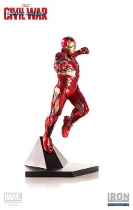 Civil War Iron Man XLVI - 1/10 Art Scale