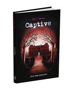Livro de RPG Captive