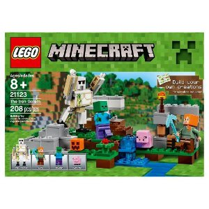 LEGO MINECRAFT - GOLEM DE FERRO