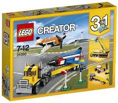 LEGO CREATOR- Ases do Espetaculo Aereo