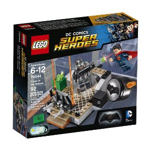 Lego Dc Comics Super Herdes - CONFRONTO DE HEROIS