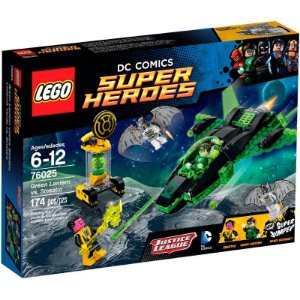 Lego Dc Comics Super Herdes - LANTERNA VERDE CONTRA SINESTRO