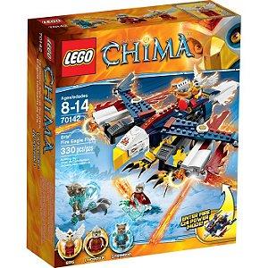 Lego Chima - AGUIA VOADORA ATACANTE DE ERIS V39 EUA