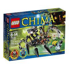 Lego Chima - ARANHA CACADORA DE SPARRATUS V29 EUR 70130