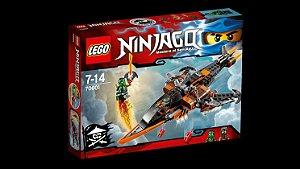 Lego Ninjago - TUBARAO AEREO 70601