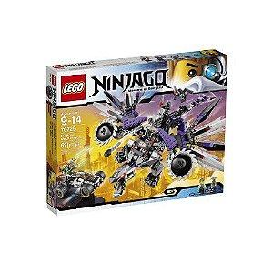 Lego Ninjago - NINDROID MECHDRAGON V39 EUA