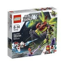 Lego Galaxy Squad - FERRAO CONTORCIDO 70702