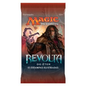 MAGIC THE GATHERING REVOLTA DO ETER BOOSTER