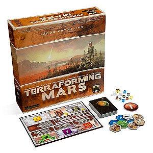 Jogo de Tabuleiro Terraforming Mars - unitario