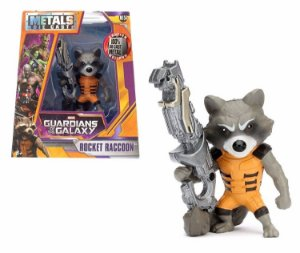 "METALS - GUARDIANS OF THE GALAXY 4"" - ROCKET RACCOON"