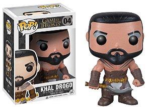 Funko - Game of Thrones - Khal Drogo