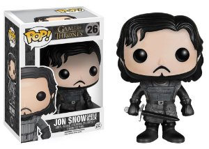 Funko - Game of Thrones - Jon Snow Castle Black