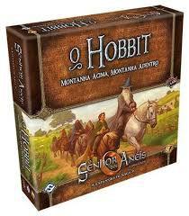 O Hobbit - Montanha Acima Montanha Adentro - Expansao de Saga, O Senhor dos Aneis: Card Game