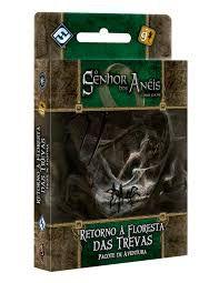 Retorno a Floresta das Trevas - Pacote de Aventura, O Senhor dos Aneis: Card Game