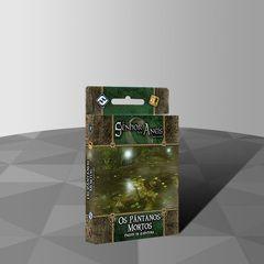 Os Pantanos Mortos - Pacote de Aventura, O Senhor dos Aneis: Card Game