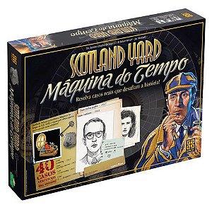 SCOTLAND YARD - MÁQUINA DO TEMPO
