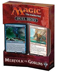 MTG Duel Decks: Merfolk vs. Goblins
