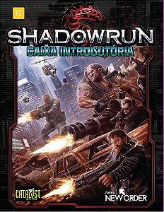 Shadowrun - Caixa Introdutoria
