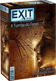 EXIT A TUMBA DO FARAO