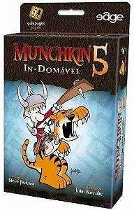 Munchkin 5 - In-Domavel - Expansao, Munchkin