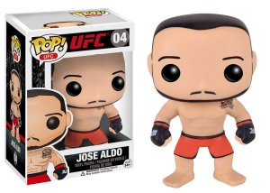 Boneco Funko - UFC - José Aldo