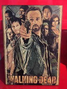 Quadro 30x20cm -The Walking Dead